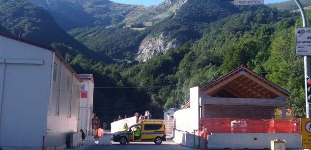 La Guida - Tenda: riaperto alle 10 il tunnel chiuso dalle 7.30, lunghe code