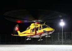 La Guida - A Limone inaugura la nuova pista per l'atterraggio dell'elisoccorso