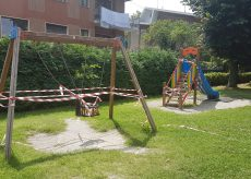 La Guida - Vandali nel parco giochi in via Ghedini