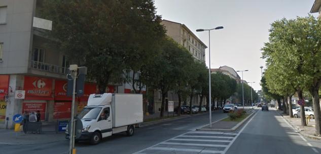 La Guida - Alta velocità in corso IV Novembre a Cuneo, no velox ma controlli