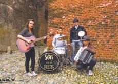 La Guida - I Son de la Rue in concerto a Sanfront