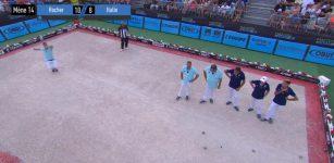 La Guida - Petanque, per un punto l'Italia non si qualifica alle finali dei Masters di Francia