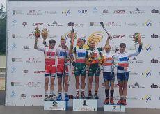 La Guida - Francesco Becchis campione del mondo di skiroll