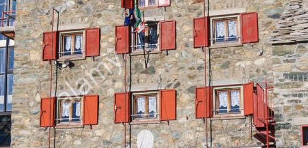 La Guida - Malore di un alpinista al Rifugio Quintino Sella
