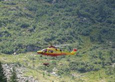 La Guida - Interventi del Soccorso Alpino in Valle Gesso