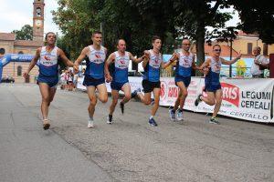 Primi concorrenti alla Straroata 2019