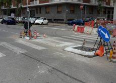 La Guida - Cuneo, attraversamenti pedonali più sicuri in corso Brunet