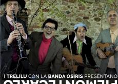 """La Guida - """"Piemontecarlo"""", con i Trelilu e la Banda Osiris"""