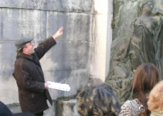 La Guida - Visite guidate alle tombe del cimitero urbano di Cuneo