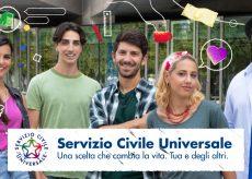 La Guida - Servizio civile, nel Cuneese 140 posti disponibili