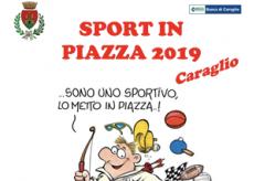 La Guida - Sport in piazza a Caraglio