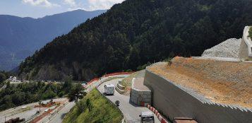 La Guida - Tunnel di Tenda chiuso da martedì a giovedì