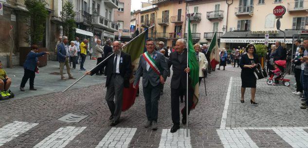 La Guida - In 400 alla festa delle leve di Borgo San Dalmazzo