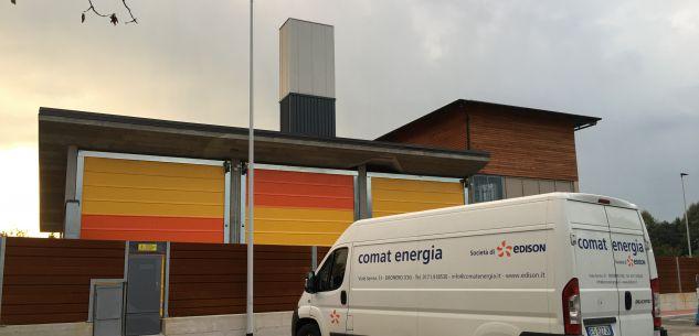La Guida - Cerialdo, la nuova centrale a biomassa con legno del territorio