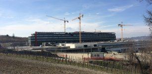 La Guida - Sabato 21 settembre fine lavori per l'ospedale di Verduno
