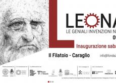 La Guida - Le macchine tessili di Leonardo al Filatoio