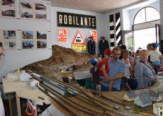 La Guida - Museo ferroviario aperto a Robilante