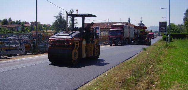La Guida - Dal ministero 2,6 milioni per le strade della Granda