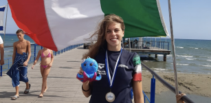 La Guida - Argento europeo per Anna Chierici