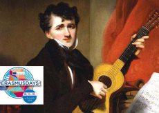 """La Guida - Una serata dedicata al """"Paganini della chitarra"""" Mauro Giuliani"""