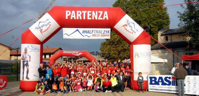 """La Guida - Si corre il 4° """"HalfTrail della Valle Grana"""""""