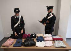 La Guida - Vestiti rubati in negozi, denunciate due donne a Borgo