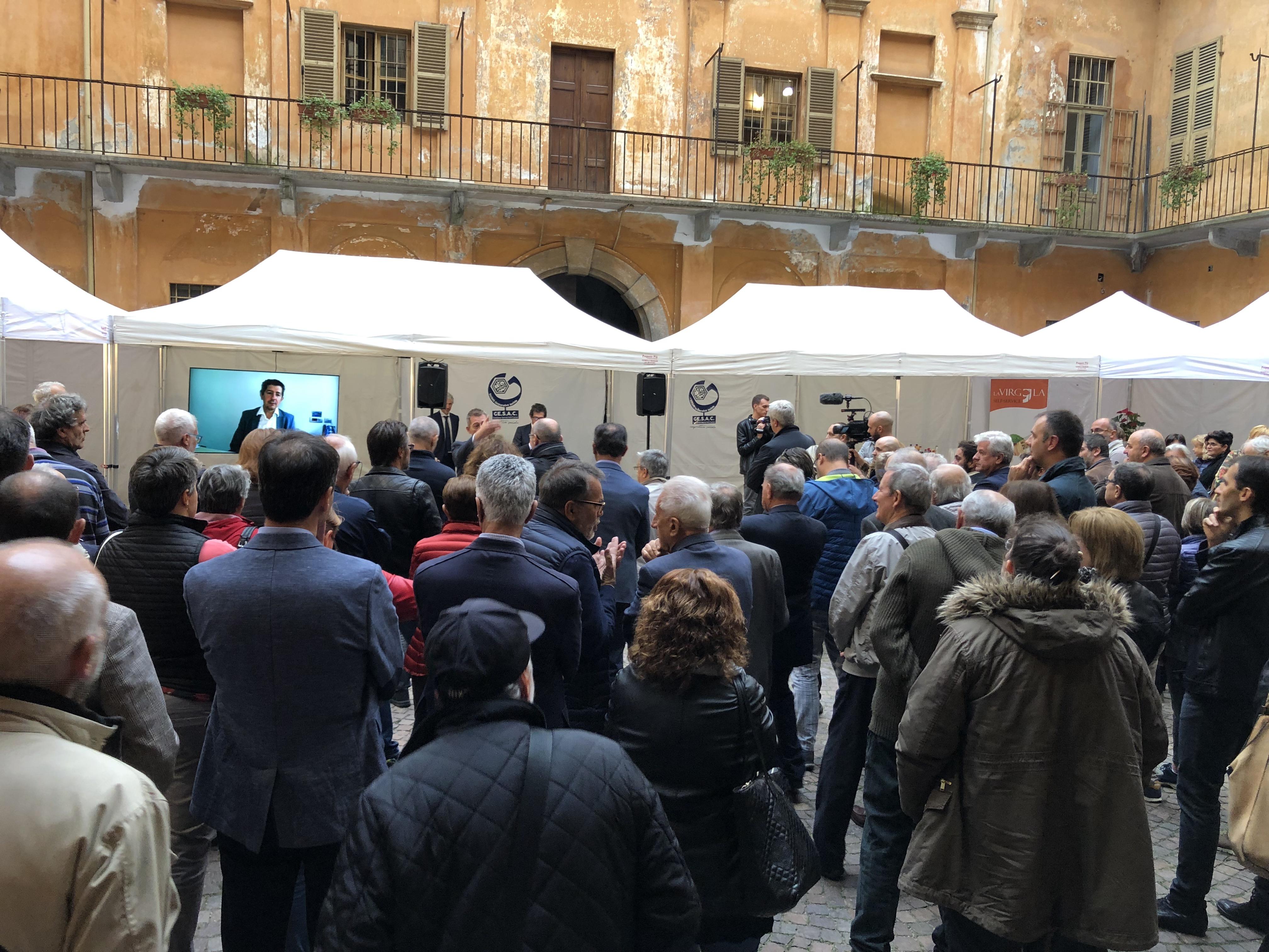 Inaugurazione locali Gesac