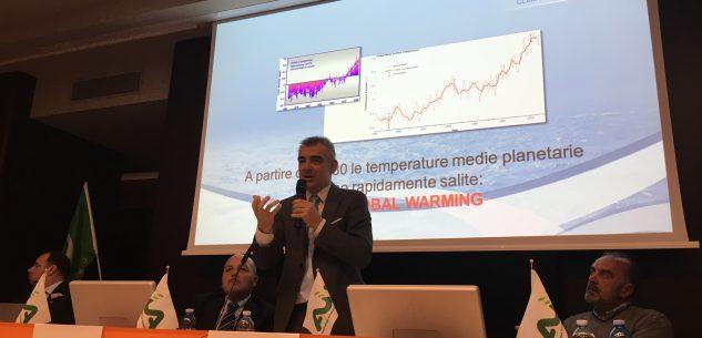 """La Guida - Cia Cuneo, Giuliacci agli studenti: """"Il riscaldamento globale è reale"""""""
