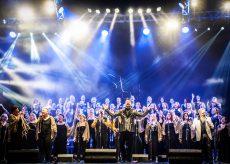 La Guida - Al Toselli il concerto benefico del Sunshine Gospel Choir