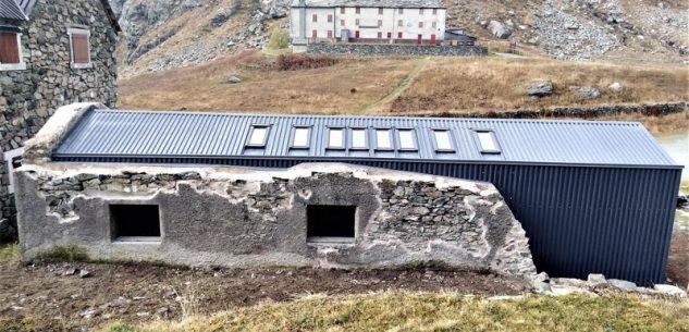 La Guida - Conclusi i lavori alla struttura del locale escursionistico di Pian del Re