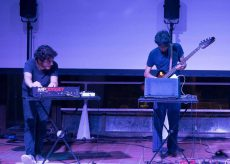 La Guida - Pittura e musica elettronica s'incontrano al Varco
