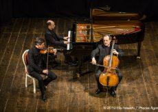 """La Guida - Il Trio Gustav apre gli """"Incontri d'autore"""""""