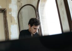 La Guida - Federico Bricchetto al pianoforte per gli Incontri d'autore