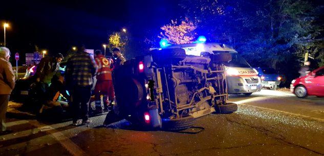 La Guida - Incidente stradale a Borgo San Dalmazzo