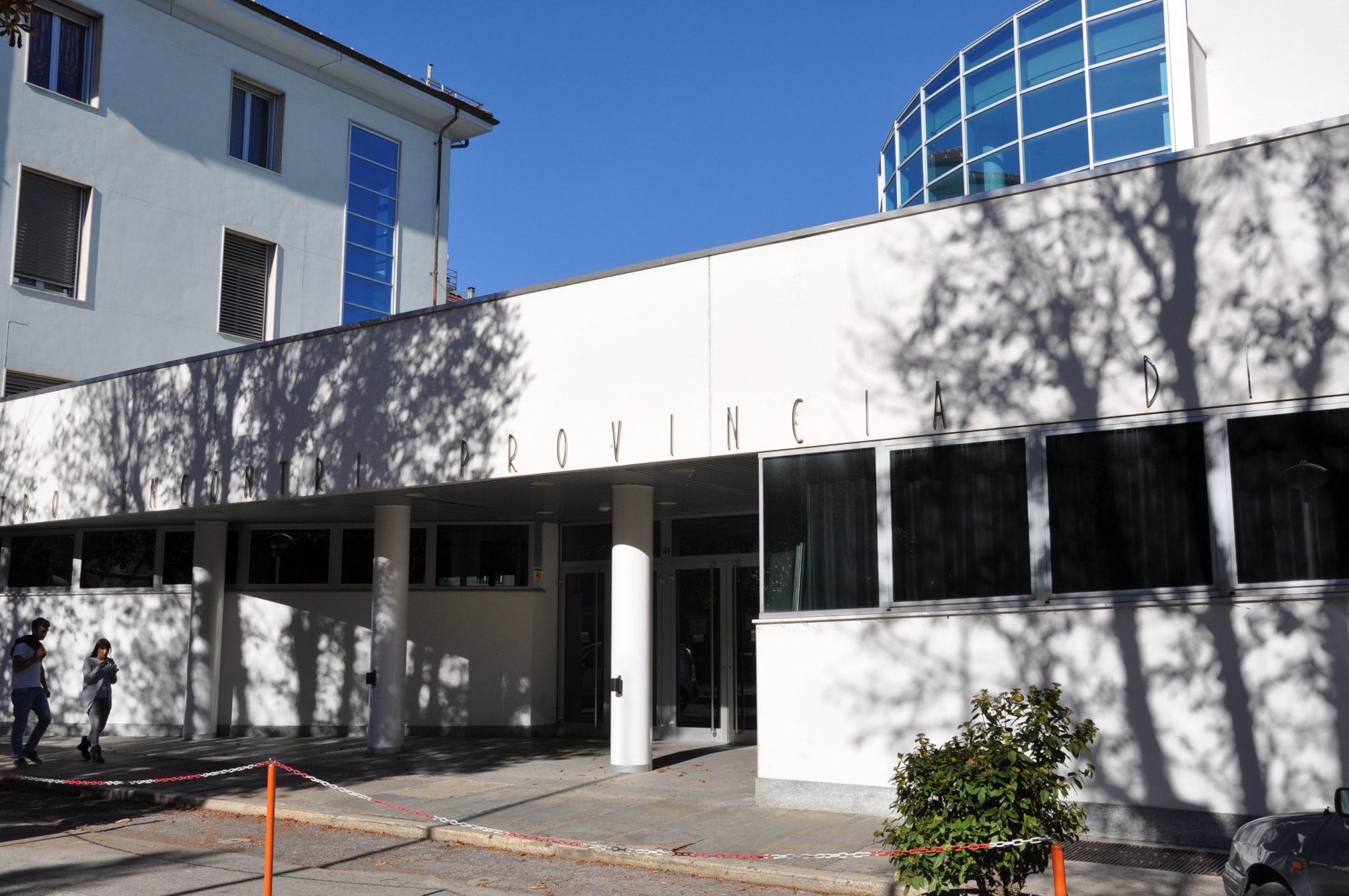 Cuneo - Centro Incontri della Provincia