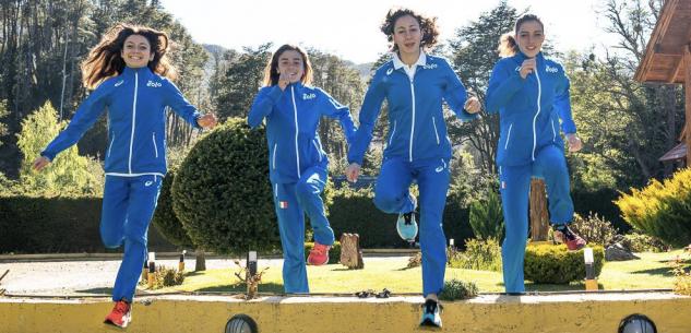 La Guida - Anna Arnaudo in gara in Patagonia nei campionati mondiali di corsa in montagna