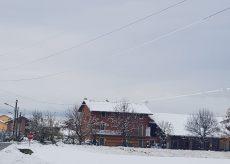 La Guida - Filo dell'alta tensione pericolante per la neve