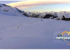 La Guida - Artesina e Prato Nevoso aprono le piste in anticipo