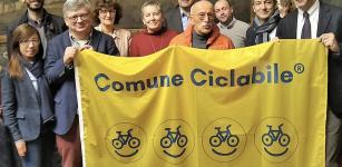 """La Guida - Cuneo si conferma """"bandiera gialla"""" per la ciclabilità"""