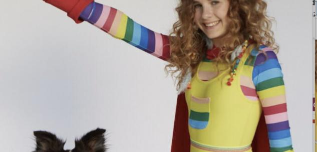 La Guida - La cuneese Greta Vercellone protagonista dello spot di Almo Nature