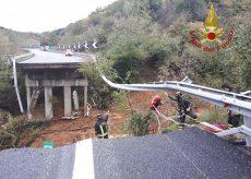 La Guida - Rischio frane, di nuovo chiusa l'autostrada tra Savona e Altare