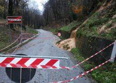La Guida - Peveragno, chiusura di alcune strade a causa del maltempo