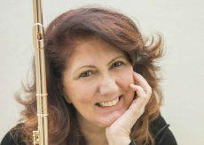 La Guida - Al Conservatorio Ghedini la flautista Luisa Sello