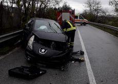 La Guida - Sette persone ferite in incidenti stradali questa mattina in Granda