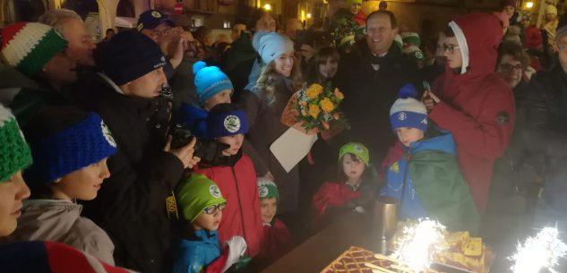 La Guida - Marta Bassino torna a Borgo accolta dai fan