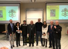 La Guida - Monsignor Brambilla all'Università di Cuneo