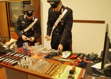 """La Guida - """"Spaccate"""" a Moretta e Scarnafigi, arrestati tre giovani"""
