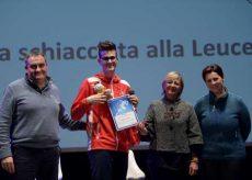 La Guida - Un giovane atleta che ha sconfitto la leucemia premiato ad Assisi