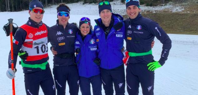 La Guida - Tripletta azzurra per la nazionale allenata dal cuneese Paolo Rivero
