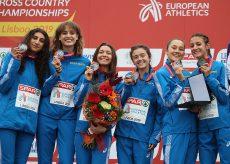 La Guida - Argento per la juniores femminile di cross
